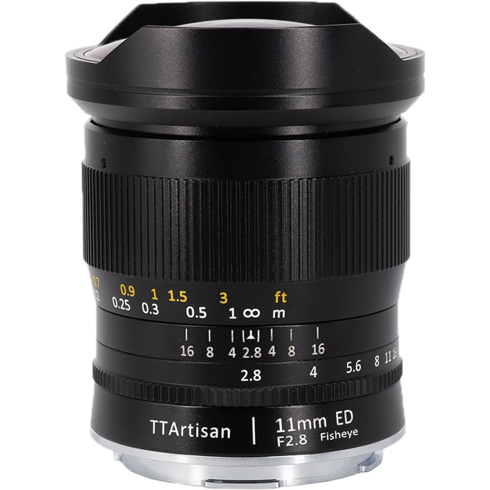 TTArtisan 11mm f/2.8 Lens for Leica L