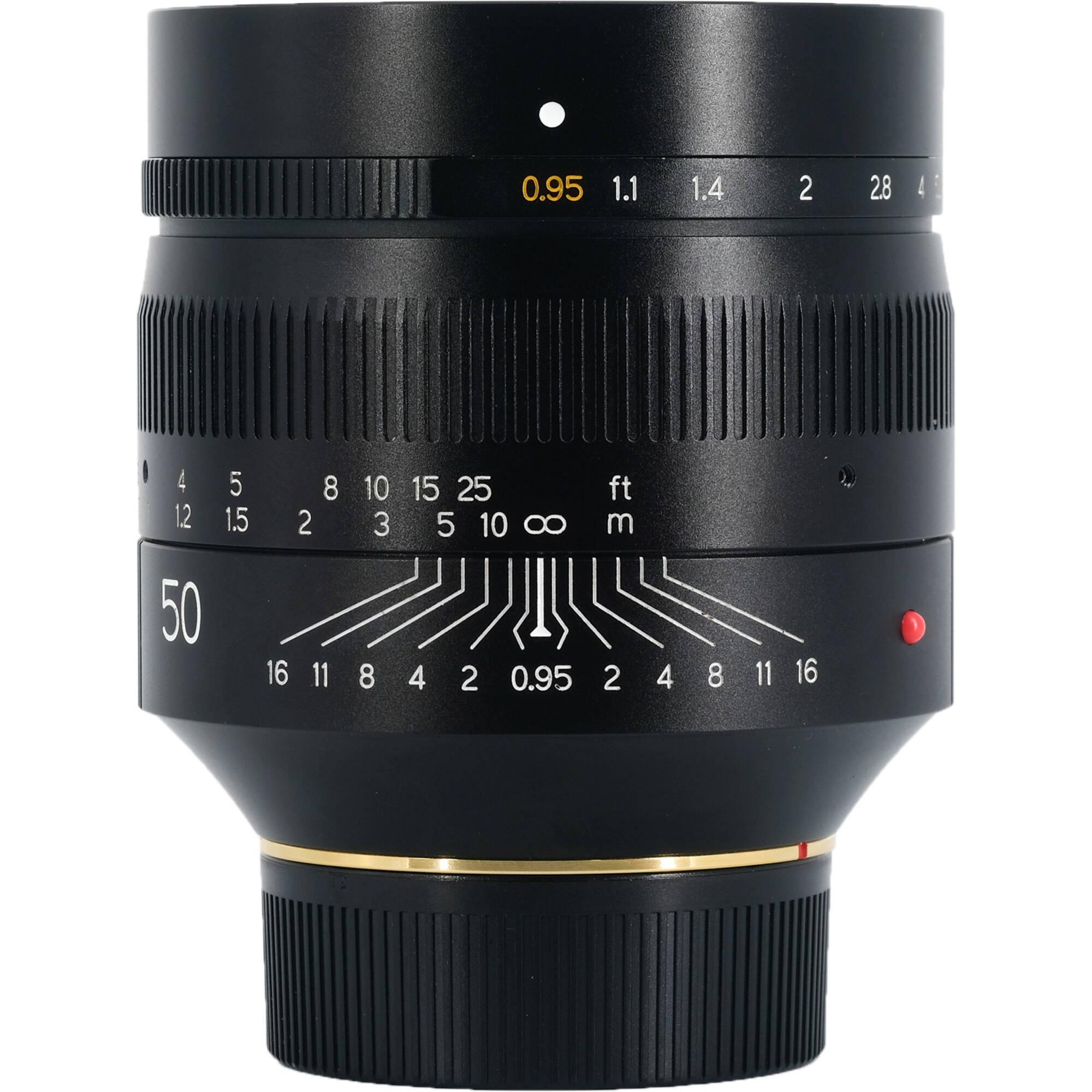 TTArtisan 50mm f/0.95 Lens for Leica M