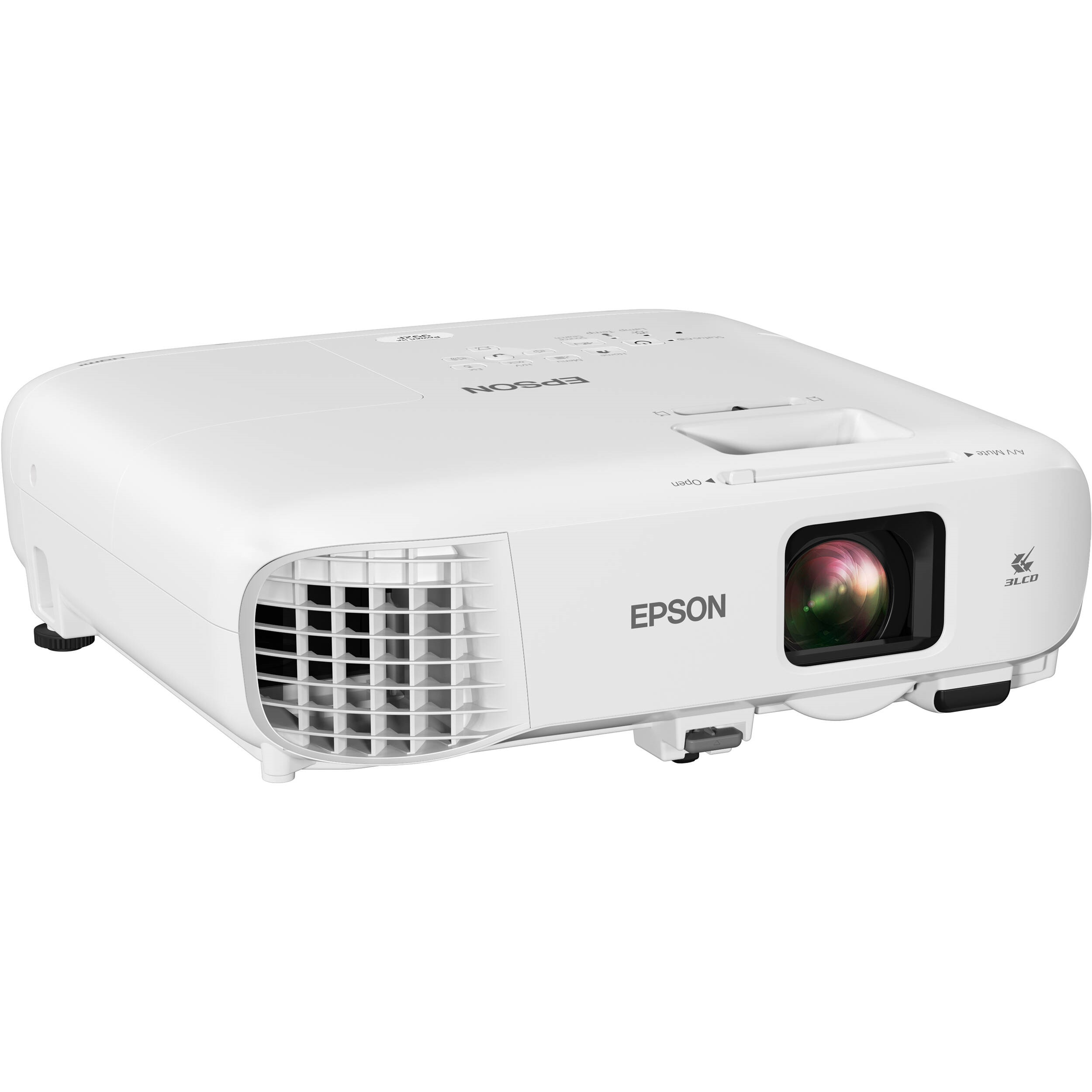 Epson PowerLite 992F 4000-Lumen Full HD Projector with Wi-Fi