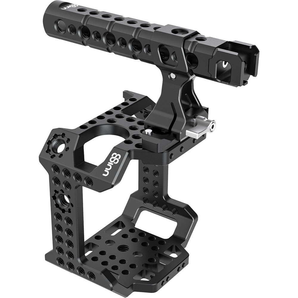 8Sinn Z CAM E2 Cage And Top Handle Pro