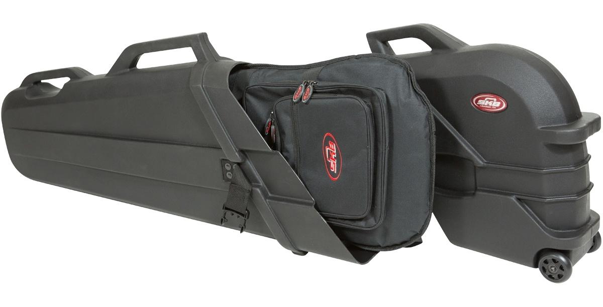 SKB 1SKB-44RW ATA Roto Electric Bass Case With TSA lock