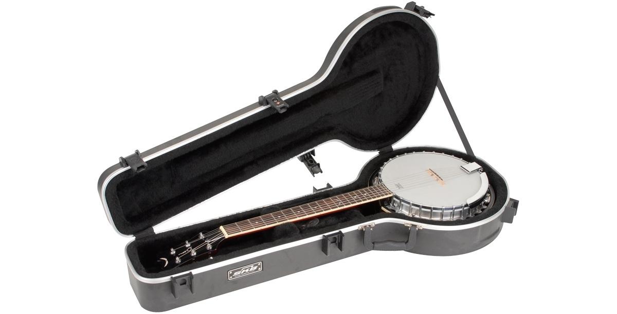 SKB 1SKB-52 6-String Banjo Case