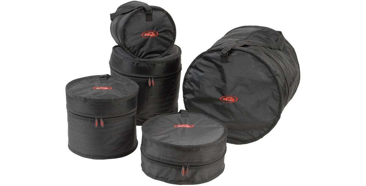 SKB 1SKB-DBS3 Drum Soft Gig Bag Set 3