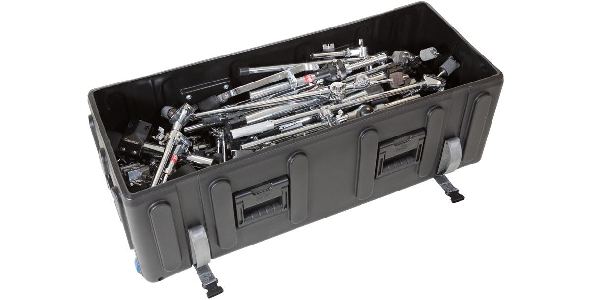 SKB 1SKB-DH4216W Large Drum Hardware Case With Wheels