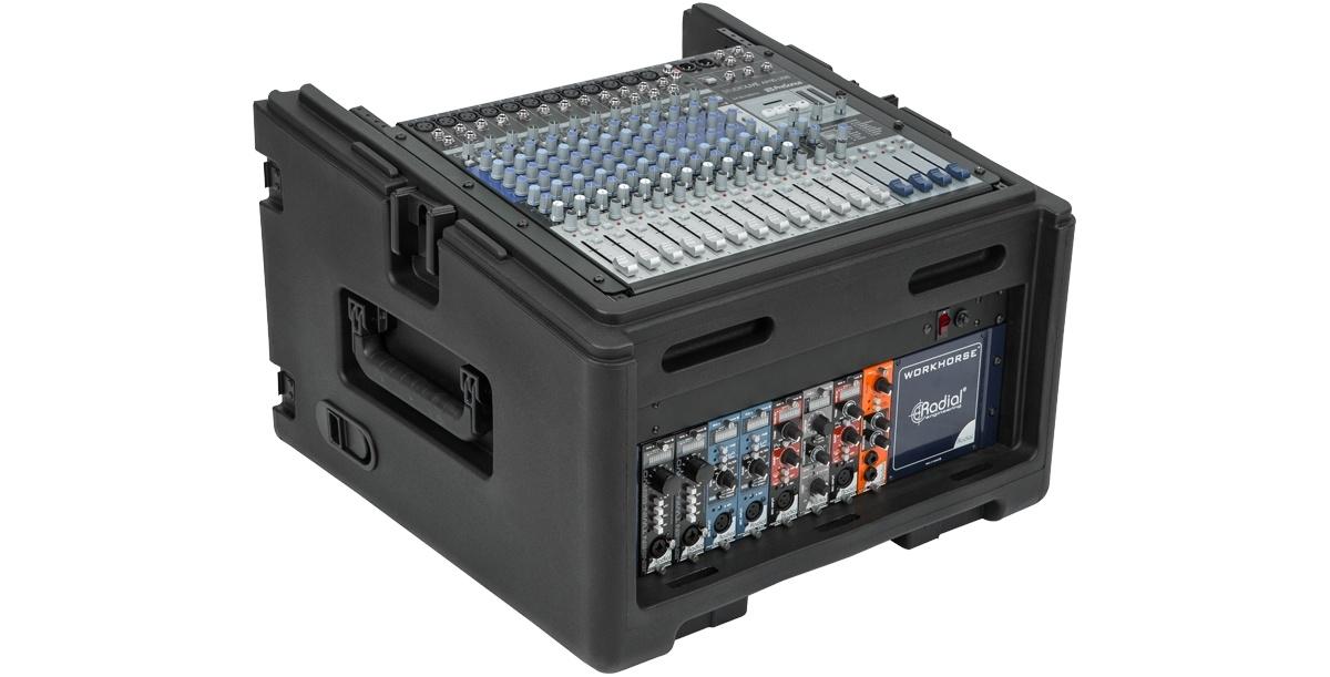 SKB 1SKB-R104W 10 x 4 Compact Rolling Rig