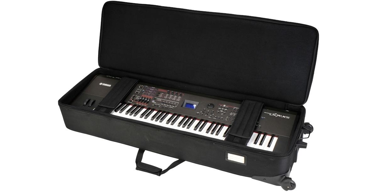 SKB 1SKB-SC76KW Soft Case for 76-Note Keyboards