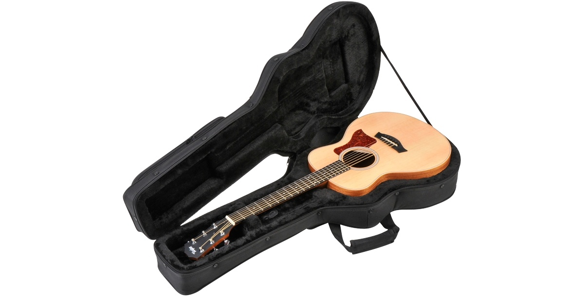SKB 1SKB-SCGSM GS Mini Acoustic Guitar Case