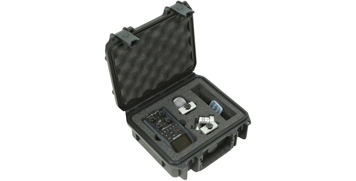 SKB 3i-0907-4-H6 iSeries Case for Zoom H6 Recorder