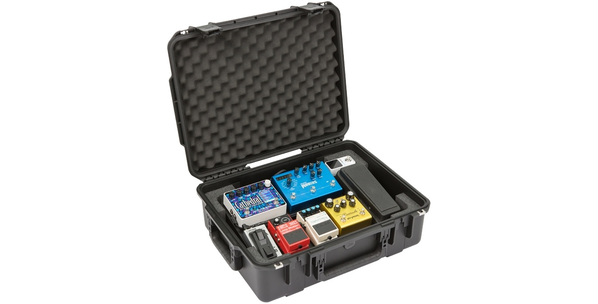 SKB 3i-2015-7-PB iSeries 2015-7 Case With 1SKB-PB1712 Pedalboard