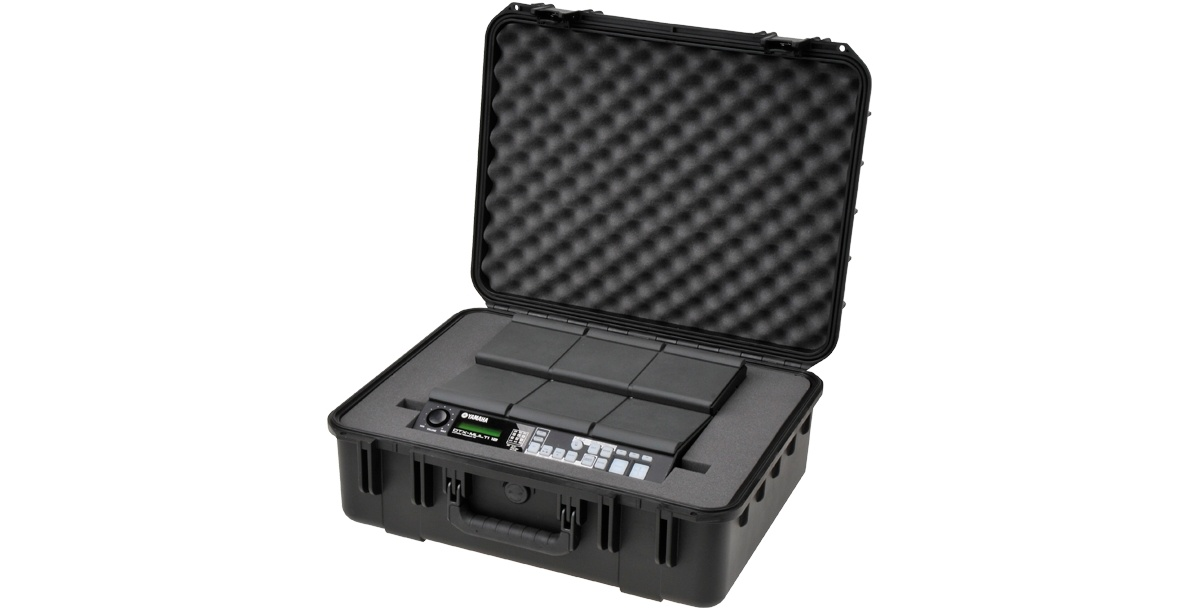 SKB 3i-2015-YMP iSeries 2015 Waterproof Case for the Yamaha DTX-MULTI 12