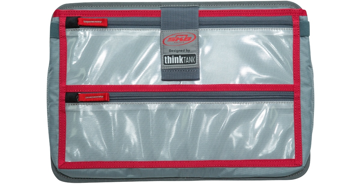 SKB 3i-LO1309-TT iSeries 1309 Lid Organizer designed by Think Tank