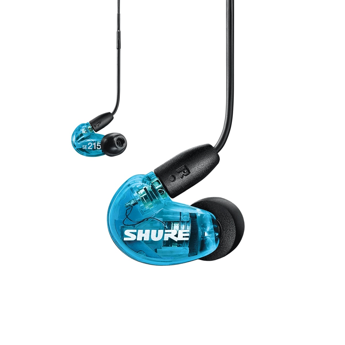Shure AONIC 215 Special Edition Sound Isolating Earphones (Blue)