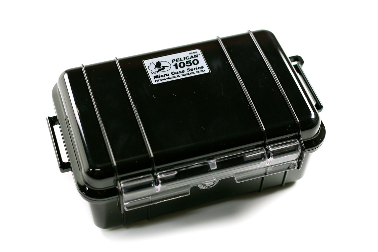 Pelican 1050 Micro Case (Black)