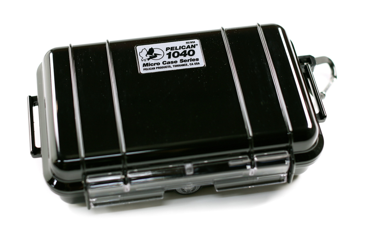 Pelican 1040 Micro Case (Black)