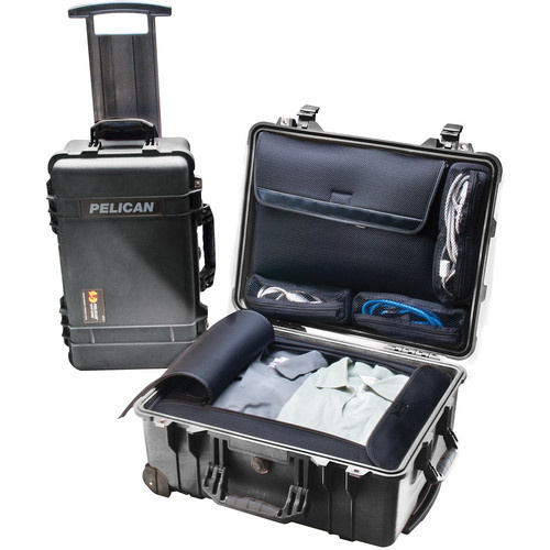 Pelican 1560 Laptop Overnight Case (Black)