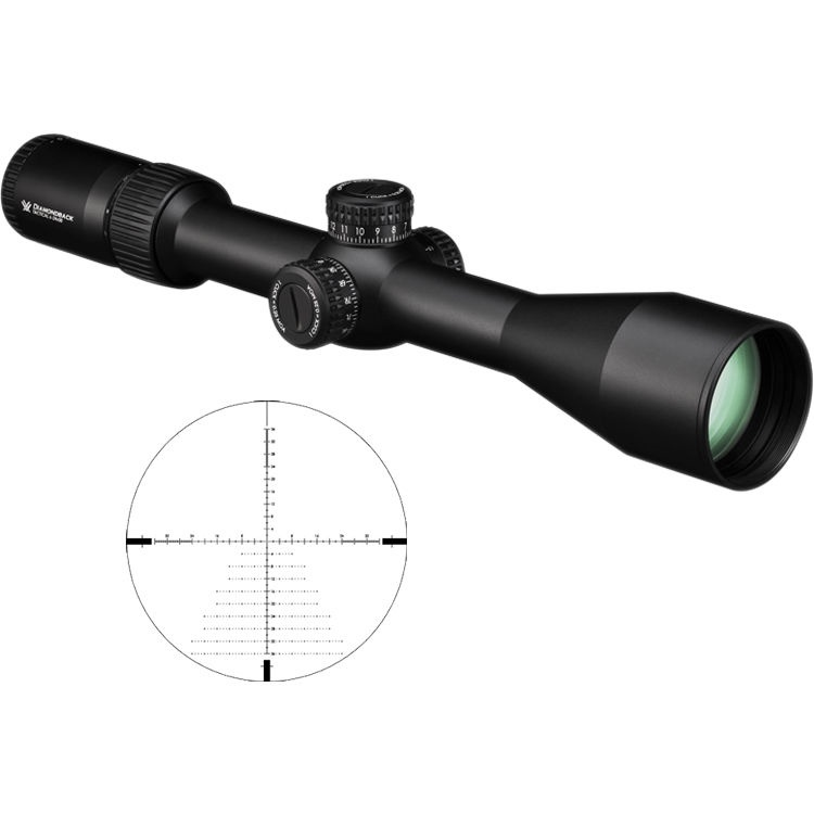 Vortex 6-24x50 Diamondback Tactical Riflescope (EBR-2C MOA Reticle)