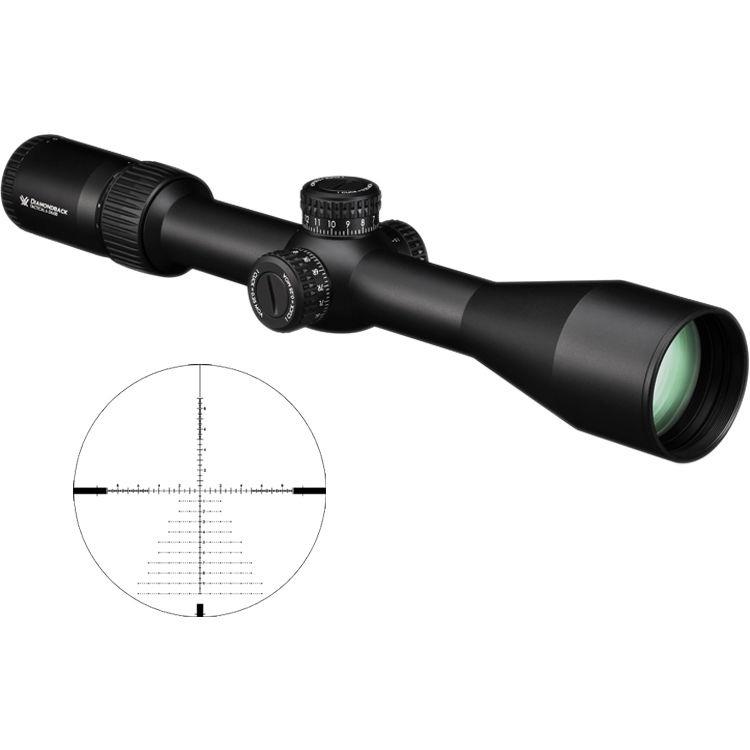 Vortex 6-24x50 Diamondback Tactical Riflescope (EBR-2C MRAD Reticle)