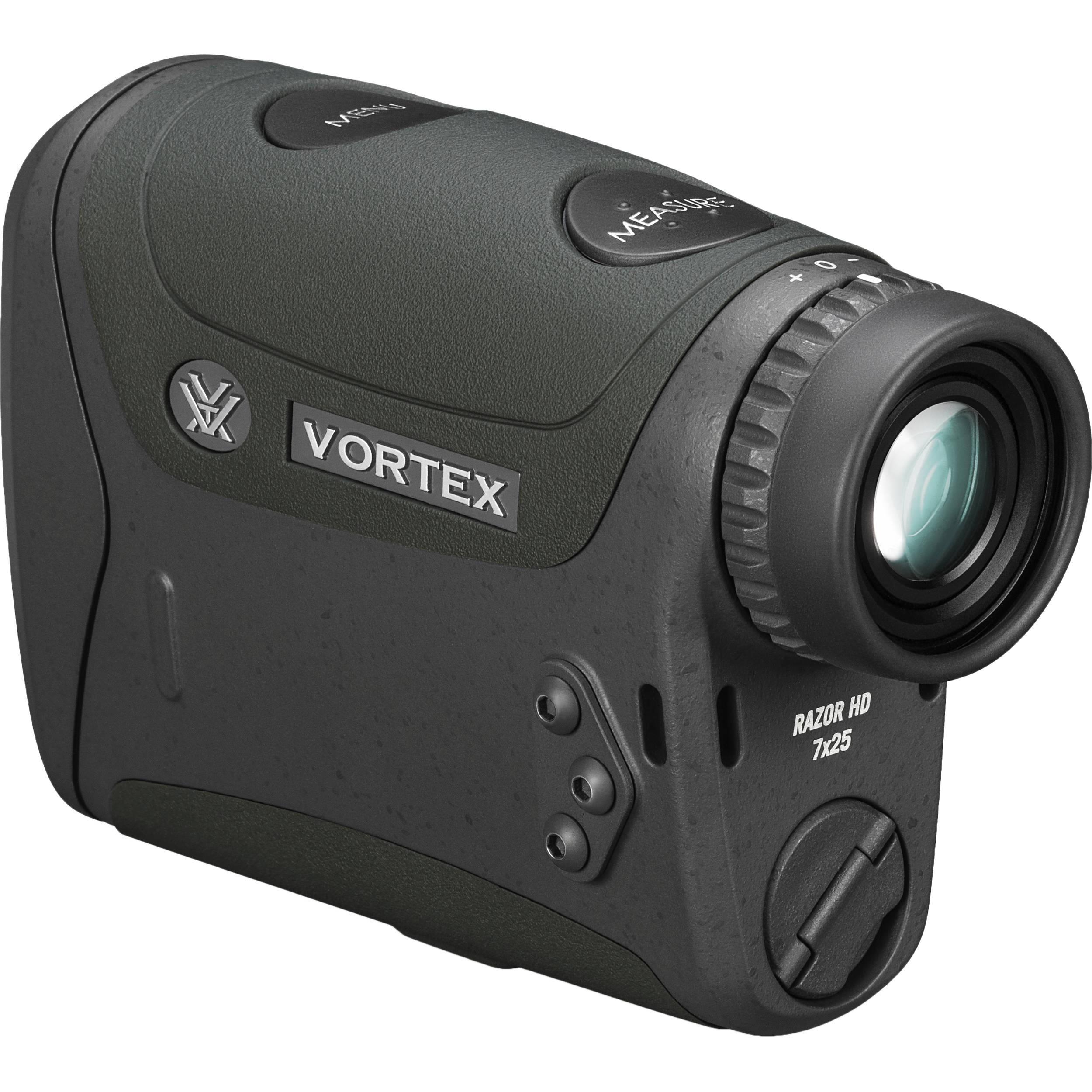 Vortex 7x25 Razor HD 4000 Laser Rangefinder