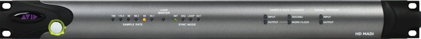 Avid Legacy I/O Trade-in Upgrade to HD I/O MADI