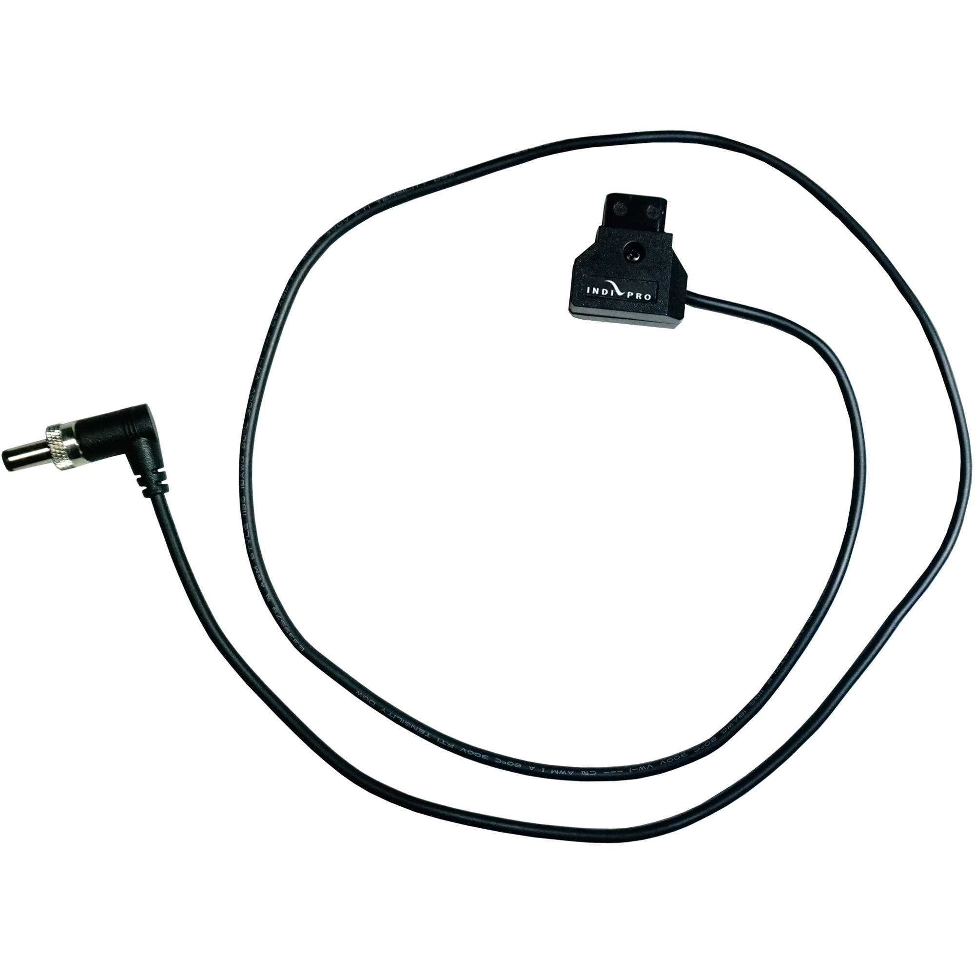 IndiPRO Tools D-Tap to DECIMATOR DC Barrel Cable (2.5mm)