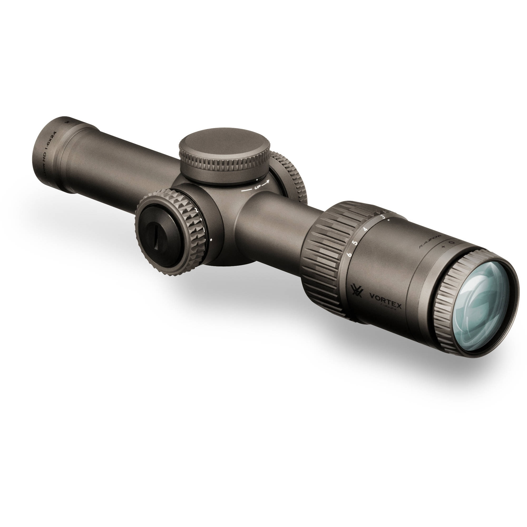 Vortex 1-6x24 Razor HD GEN II-E Riflescope (JM-1 BDC Reticle)