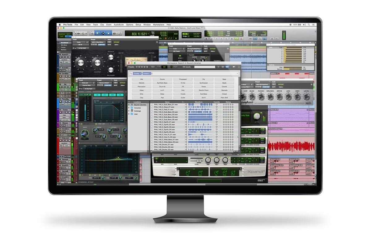 Avid Pro Tools DigiLink I/O License