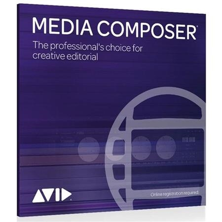 Avid Media Composer (Ultimate 2-Year Subscription, Renewal)