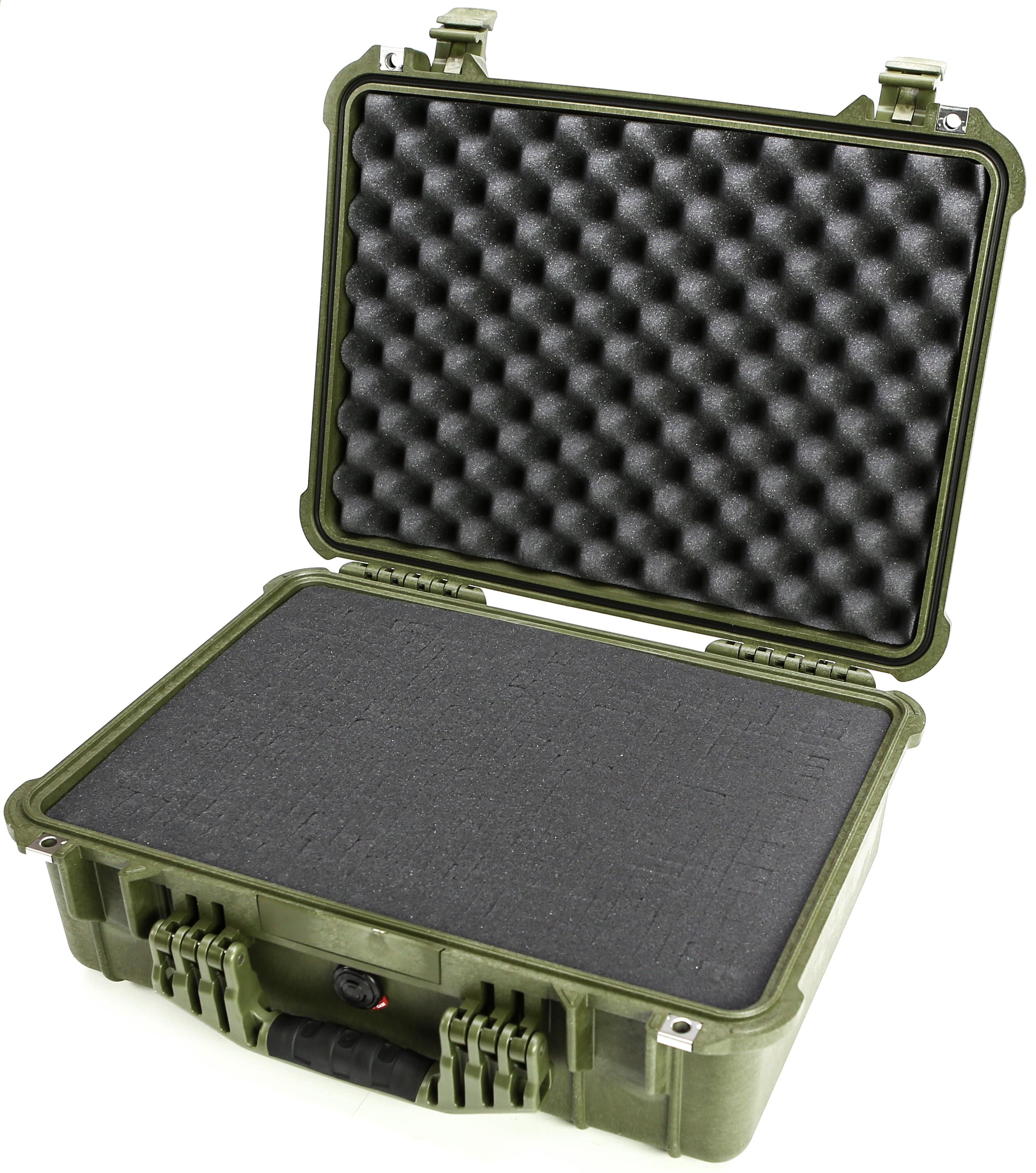 Pelican 1520 Case (Olive Drab Green)