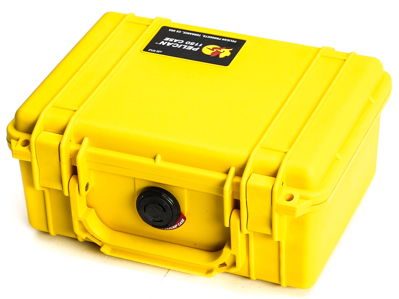 Pelican 1150 Case (Yellow)
