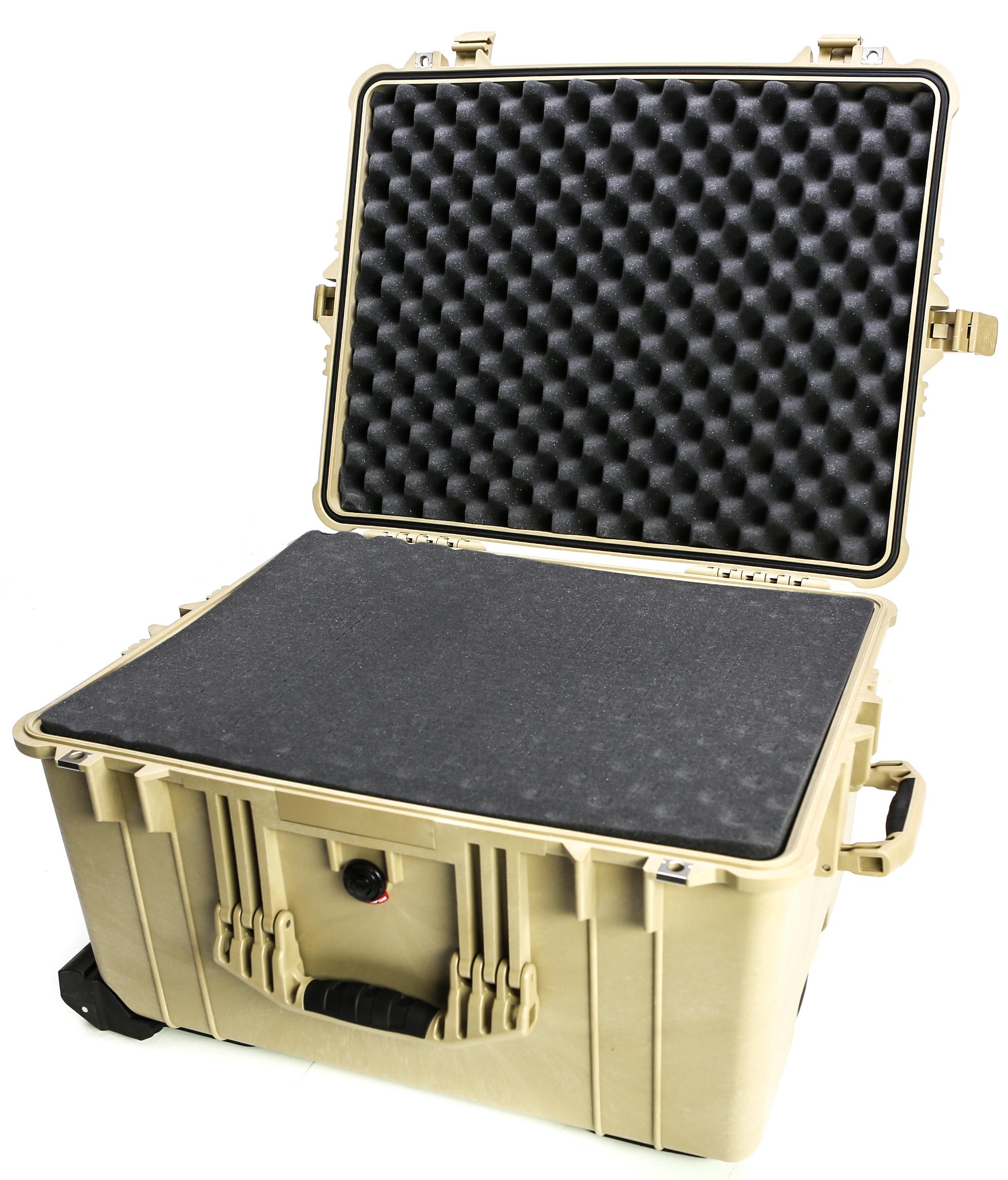 Pelican 1620 Case (Desert Tan)