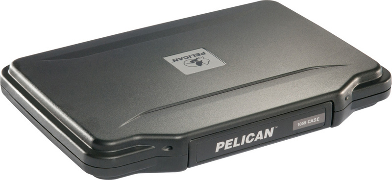 Pelican 1055CC HardBack Case for E-Readers (Black)