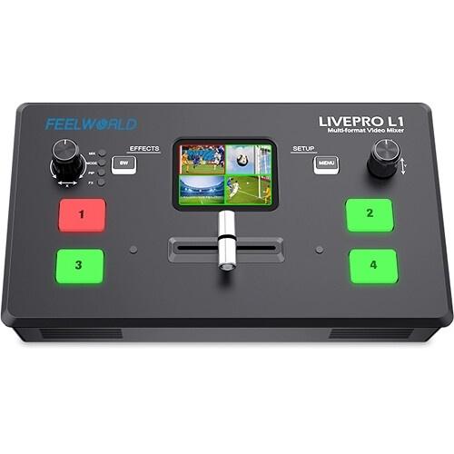 Feelworld Livepro L1 V1 Mini Switcher