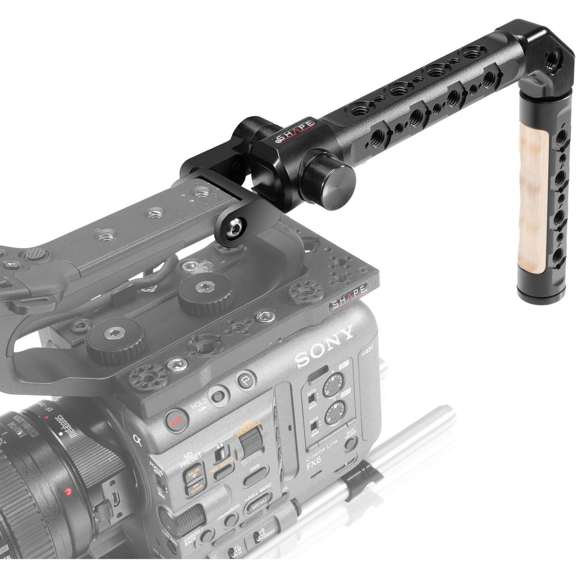 SHAPE Controller Top Handle for Sony FX6