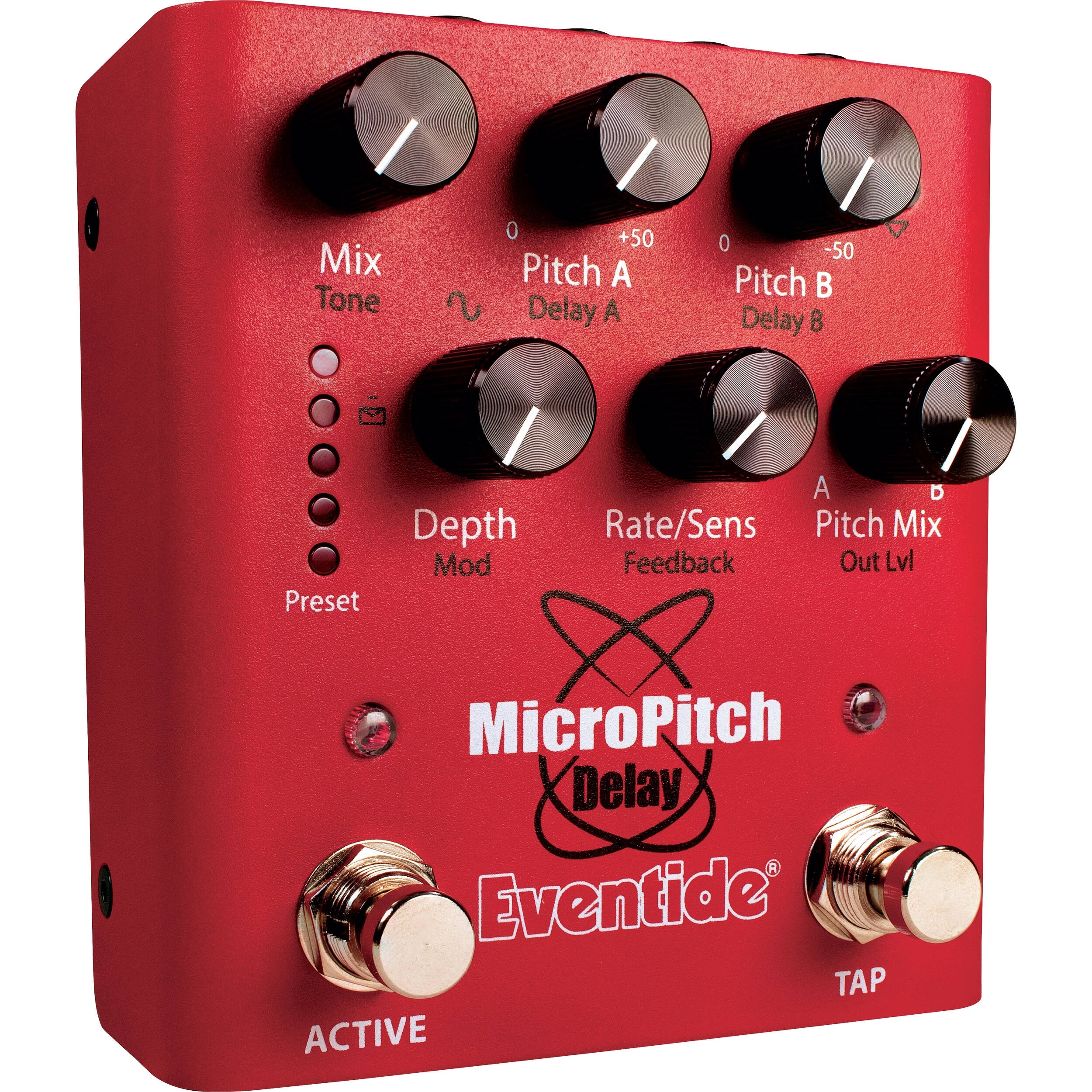 Eventide MicroPitch Delay Stompbox Pedal