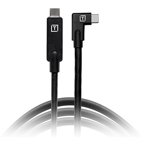 Tether Tools TetherPro USB Type-C Male to USB Type-C Male Cable (4.5m, Black)