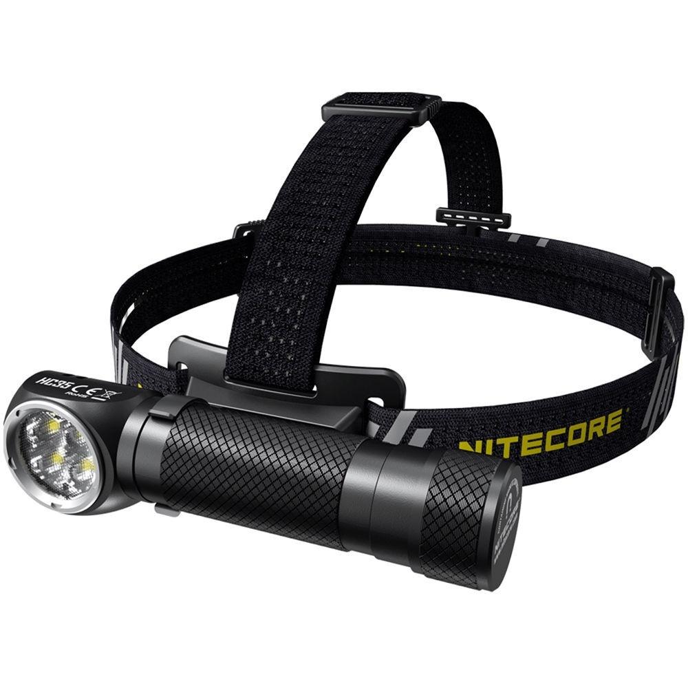Nitecore HC35 L-shaped Headlamp