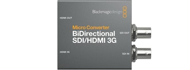Blackmagic Micro Converter BiDirectional SDI/HDMI 3G with No PSU