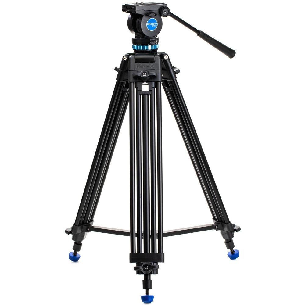 Benro KH25P Aluminium Video Head & Tripod Kit