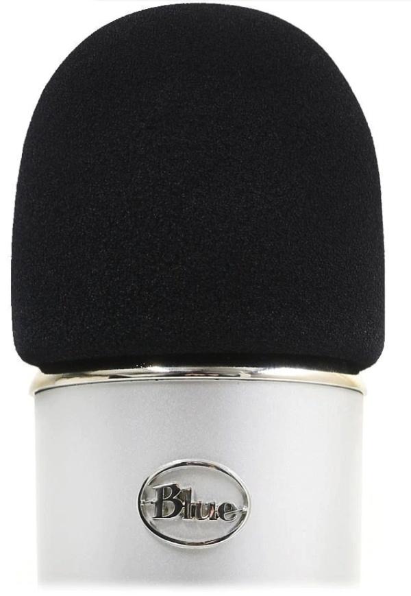 Blue Mantis Foam Microphone Windscreen for Blue Yeti and Yeti Pro