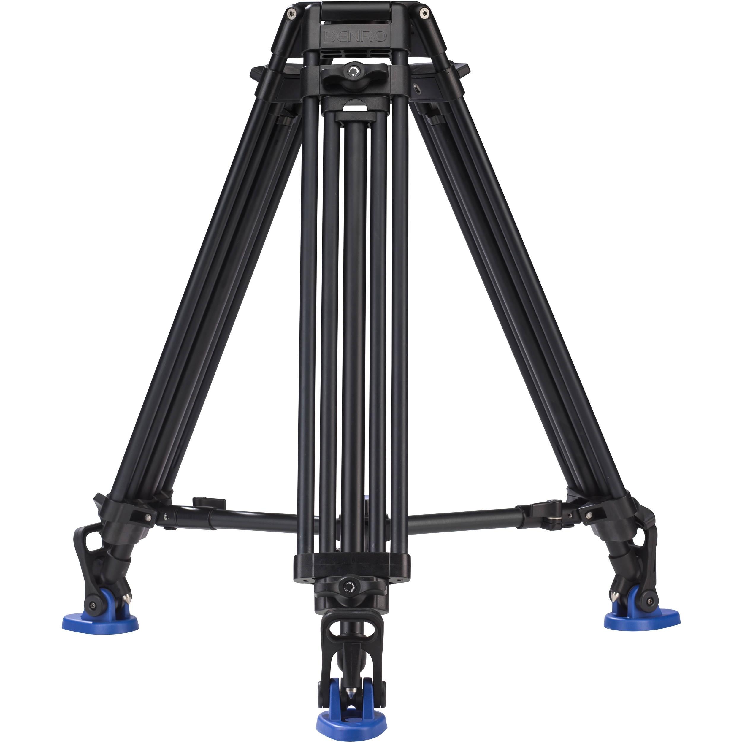 Benro A673TM Aluminium Tandem-Leg Video Tripod (75mm Bowl)
