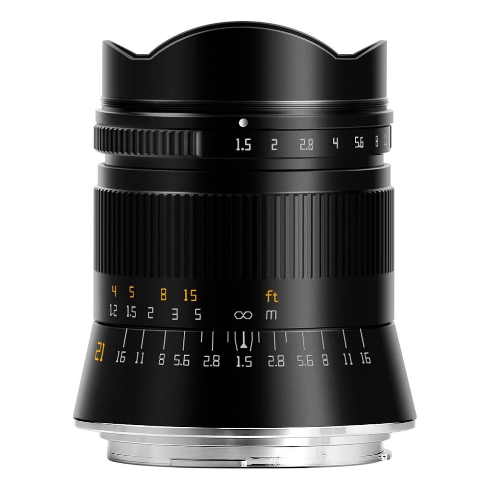 TTArtisan 21mm f/1.5 Lens for Canon RF