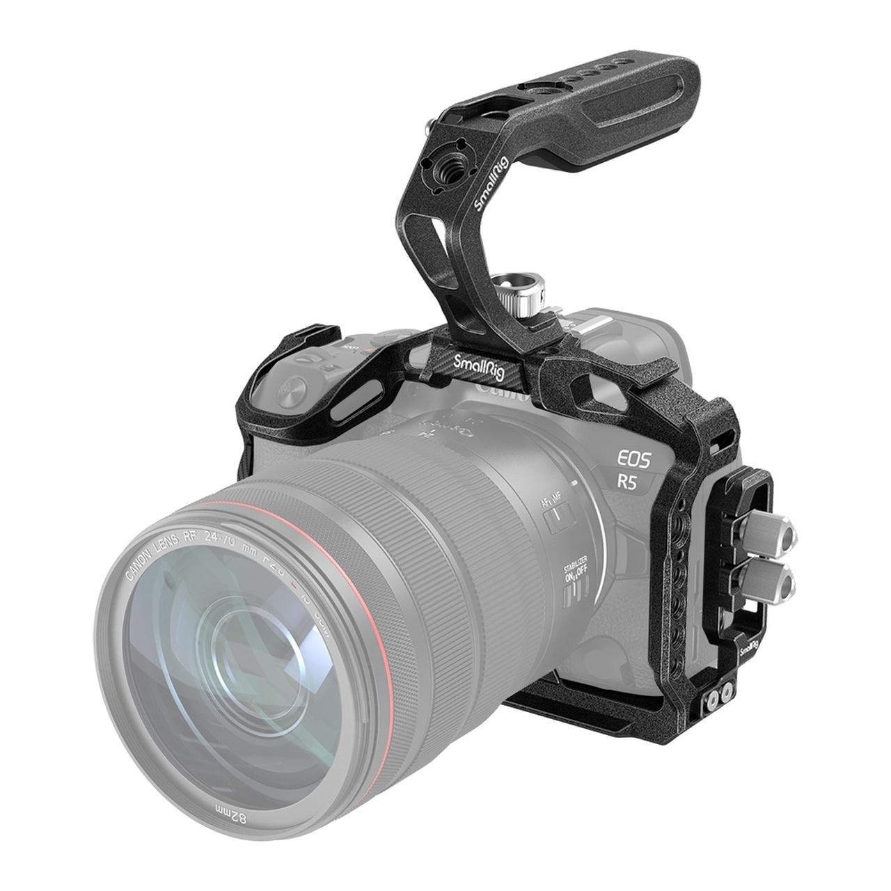 SmallRig Black Mamba Cage Kit for Canon EOS R5 & R6