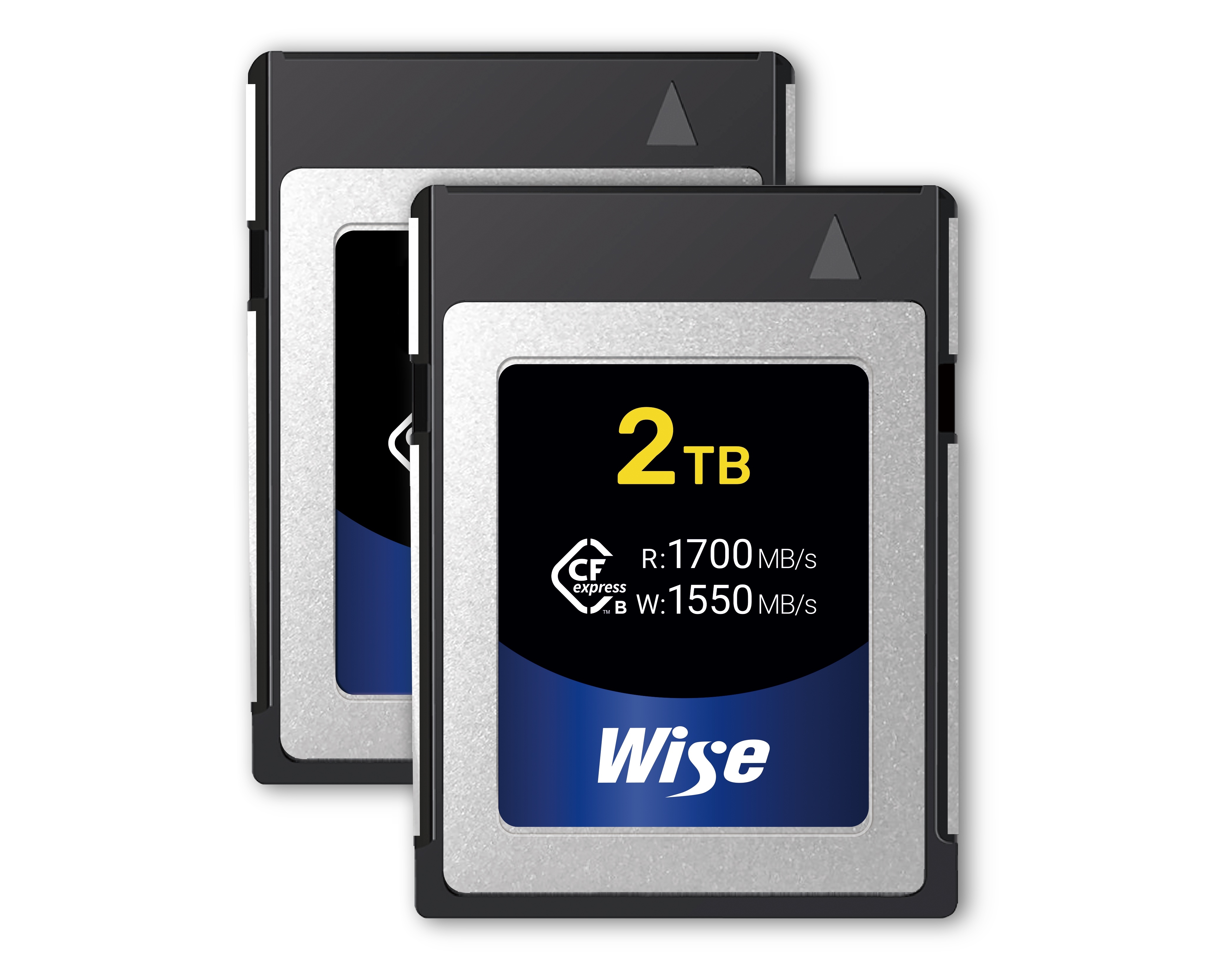 Wise Advanced 2TB CFX-B Series CFexpress Memory Card (2-Pack)