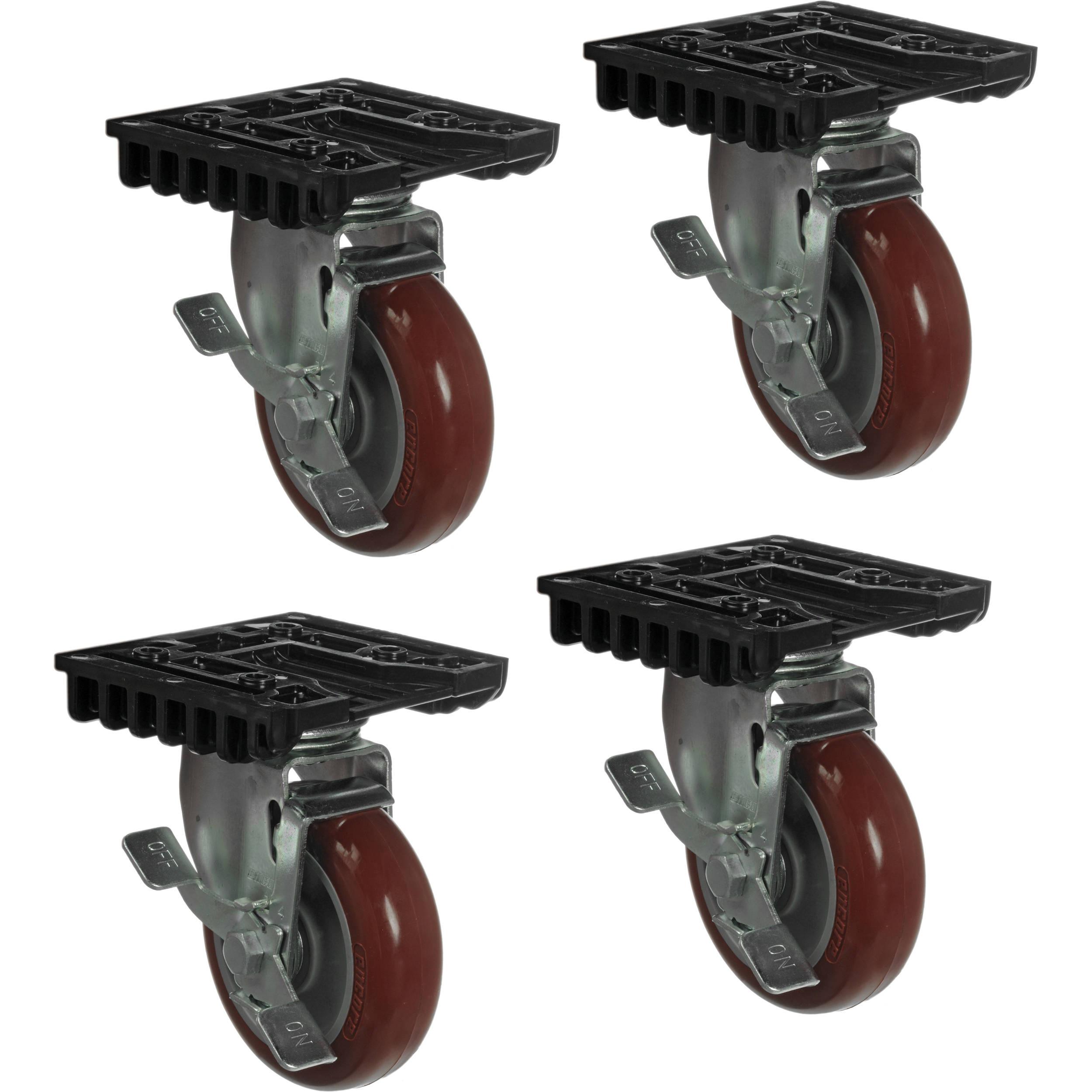 Pelican 0507 Caster Wheel Kit