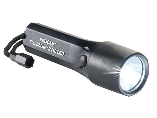 Pelican 2410 StealthLite Flashlight (Black)