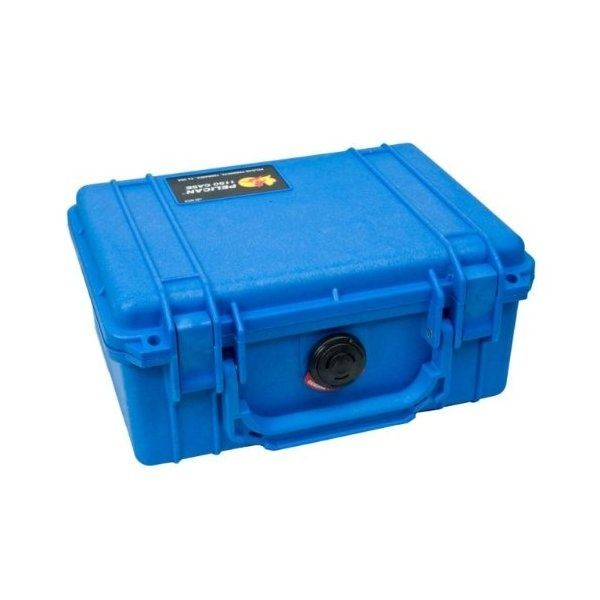 Pelican 1150 Case without Foam (Blue)
