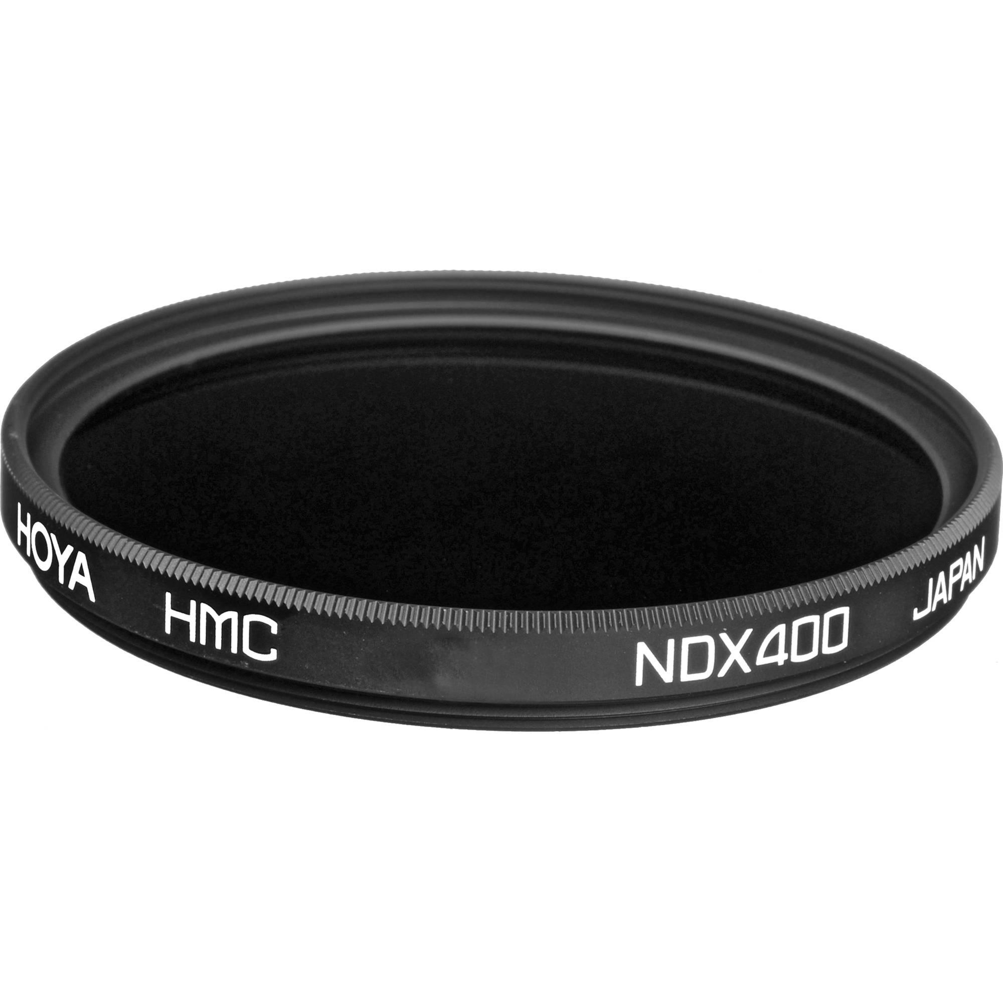 Hoya 49mm HMC Neutral Density x400 Filter