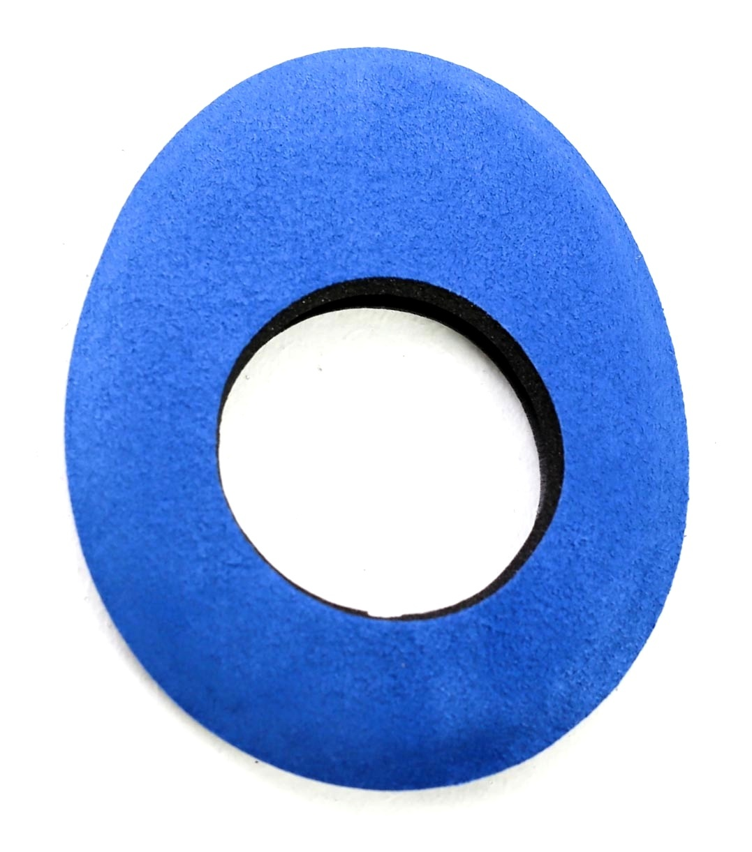 Bluestar Large Oval Eyecushion - Microfibre (Blue)
