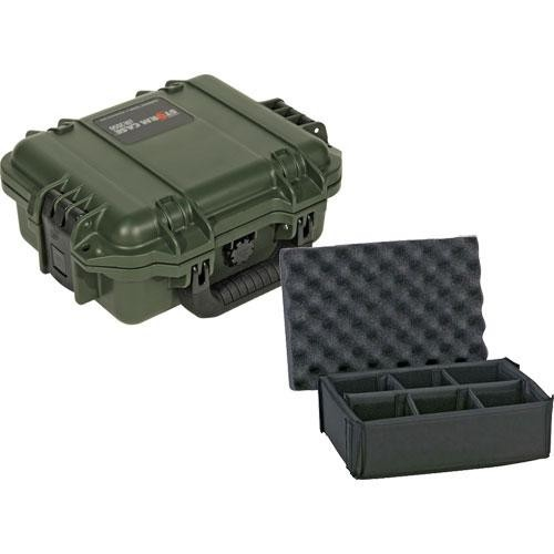 Pelican iM2050 Storm Case with Padded Dividers (Olive Drab Green)