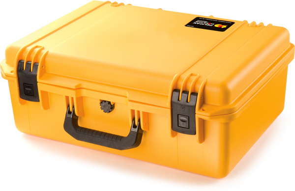 Pelican iM2600 Storm Case (Yellow)